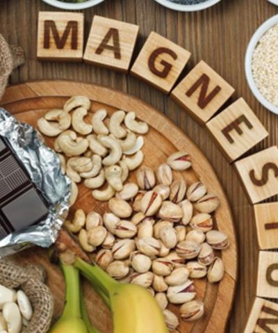 Le magnésium: Un minéral rempli de bienfaits