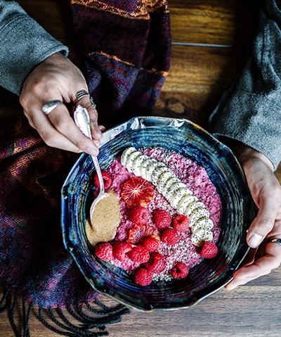 Le Porridge: Votre puissant petit déjeuner