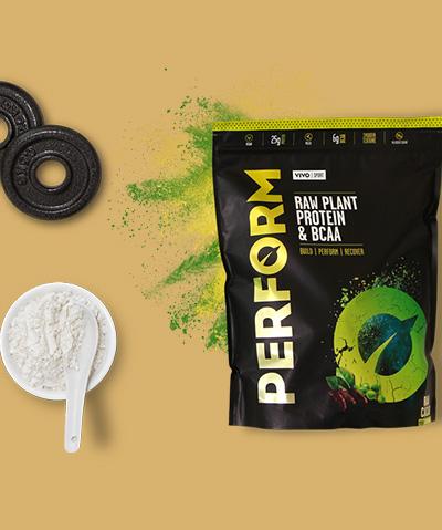 Pourquoi choisir des protéines en poudre crues?