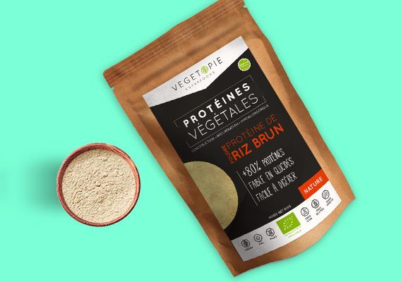 proteine-riz