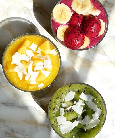 Chia Pudding Recette facile – 3 saveurs exotiques Vegan