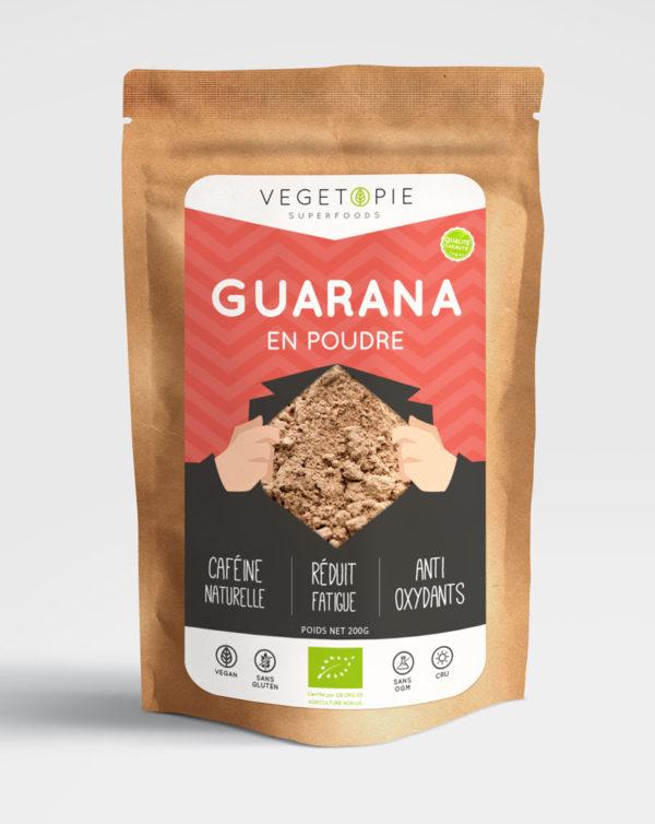 Guarana poudre Bio